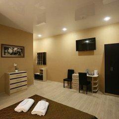 Гостиница Эден 3* Люкс с двуспальной кроватью фото 6