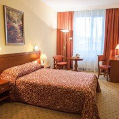 Гостиница Авалон 3* Стандартный номер с разными типами кроватей фото 3