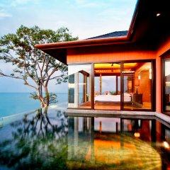 Sri Panwa Phuket Luxury Pool Villa Hotel 5* Вилла с различными типами кроватей фото 53