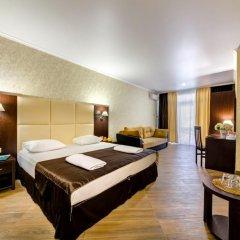 Гостиница Азария Люкс с различными типами кроватей