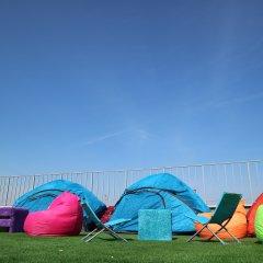 Гостиница Zvezda Rooftop Camping Номер категории Эконом с различными типами кроватей фото 2