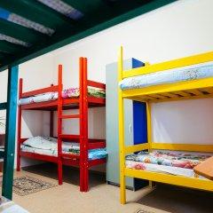 Хостел Мир Без Границ Кровать в общем номере с двухъярусной кроватью фото 9