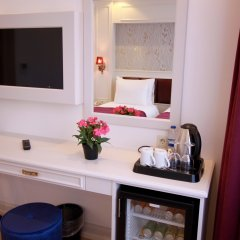 Отель Albinas Old City удобства в номере