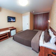 Гостиница Аврора 3* Стандартный номер с разными типами кроватей фото 14
