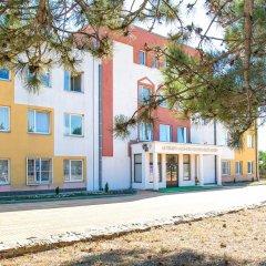 Гостиница Русь (Геленджик) вид на фасад фото 2