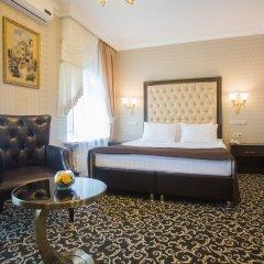 Гостиница Bellagio комната для гостей фото 10