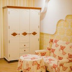 Мини-отель London Eye Улучшенный номер с различными типами кроватей фото 9