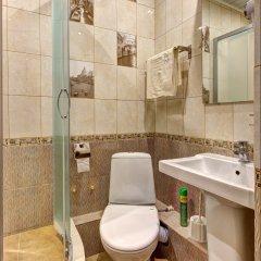 Мини-Гостиница Брусника Щелковская ванная фото 15