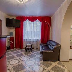 Гостиница Теремок Пролетарский комната для гостей фото 5