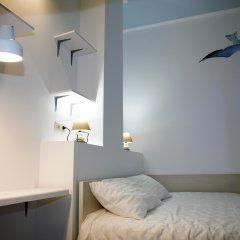 Хостел Артбухта Стандартный семейный номер с различными типами кроватей (общая ванная комната) фото 3