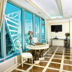 Гостиница Империя Сити 4* Люкс с различными типами кроватей фото 11