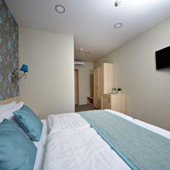 Гостиница ХИТ 3* Стандартный номер с двуспальной кроватью фото 3