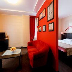 Гостиница Shato City 3* Номер Делюкс с двуспальной кроватью фото 5