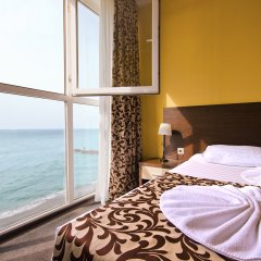 Гостиница Илиада комната для гостей фото 4