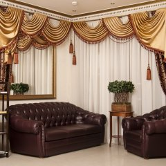 Гостиница Лермонтовский интерьер отеля