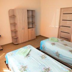 Хостел Мир Без Границ Кровать в общем номере с двухъярусной кроватью фото 5