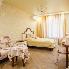 Мини-отель London Eye Улучшенный номер с различными типами кроватей