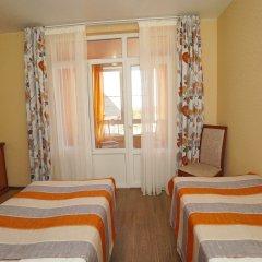 Парк-отель ДжазЛоо 3* Стандартный семейный номер с разными типами кроватей фото 3