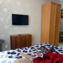 Гостиница Аксинья Студия с двуспальной кроватью