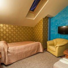 Крон Отель 3* Номер Эконом с разными типами кроватей фото 2