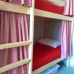 Хостел Рус-Новосибирск Кровать в общем номере двухъярусные кровати фото 11