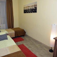 Гостиница Вояж Номер категории Эконом с различными типами кроватей фото 5