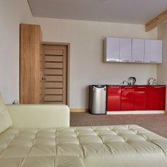 Апарт-Отель Клуб Лукоморье Улучшенные апартаменты с разными типами кроватей