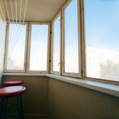 Апартаменты PrezentHaus of Pobedy 5 балкон