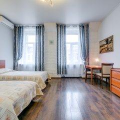 Гостиница Park Lane Inn Апартаменты разные типы кроватей фото 13