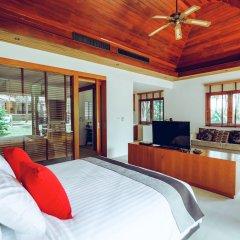 Отель Villa Laguna Phuket 4* Бунгало с различными типами кроватей фото 3