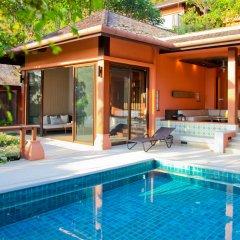 Sri Panwa Phuket Luxury Pool Villa Hotel 5* Люкс с различными типами кроватей фото 43