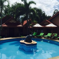 Отель Happy Elephant Resort 3* Вилла с различными типами кроватей фото 4