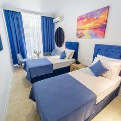 Гостиница Белый Песок в Анапе 7 отзывов об отеле, цены и фото номеров - забронировать гостиницу Белый Песок онлайн Анапа комната для гостей