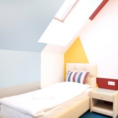 Хостел Netizen Saint Petersburg Centre Номер Эконом разные типы кроватей (общая ванная комната)