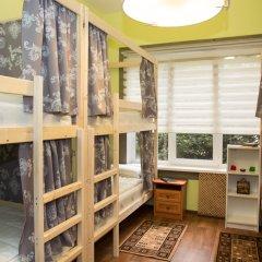 Хостел Рус – Парк Победы Кровать в мужском общем номере с двухъярусной кроватью фото 4