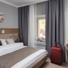 Гостиница Покровский Посад 3* Улучшенный номер с различными типами кроватей