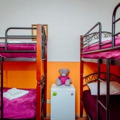 Хостел Берег Кровать в общем номере фото 8
