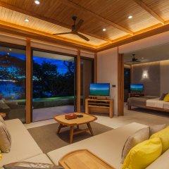 Sri Panwa Phuket Luxury Pool Villa Hotel 5* Люкс с различными типами кроватей фото 19