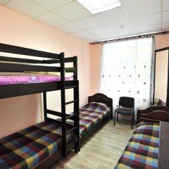 Хостел Олимпия Кровать в общем номере с двухъярусной кроватью фото 3