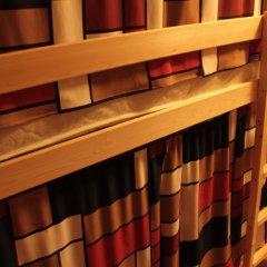 Гостиница Хостелы Рус - Звездный Бульвар Кровать в мужском общем номере с двухъярусными кроватями фото 7