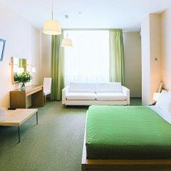 Гостиница Меридиан 3* Номер Делюкс с различными типами кроватей фото 4