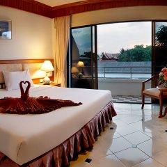 Patong Pearl Hotel 3* Стандартный номер с различными типами кроватей
