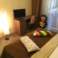 Гостиница Вояж Улучшенный номер с различными типами кроватей фото 4