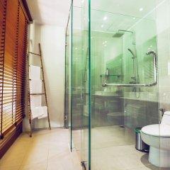 Отель Villa Laguna Phuket 4* Бунгало с различными типами кроватей фото 7