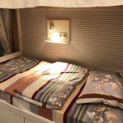 Хостел Kvartira Кровать в женском общем номере с двухъярусной кроватью фото 3