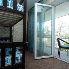 Hostel Morskoy Кровать в общем номере с двухъярусной кроватью фото 3