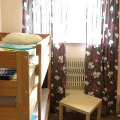 Гостиница Вернисаж Номер Эконом с разными типами кроватей (общая ванная комната) фото 17