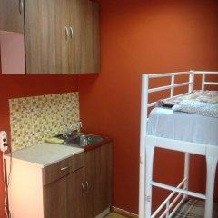 Гостиница Вернисаж Номер Эконом с разными типами кроватей (общая ванная комната) фото 26