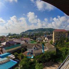 Гостиница МиЛоо в Сочи 2 отзыва об отеле, цены и фото номеров - забронировать гостиницу МиЛоо онлайн балкон