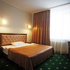 Гостиница Гарден 3* Стандартный мансардный номер с двуспальной кроватью фото 2